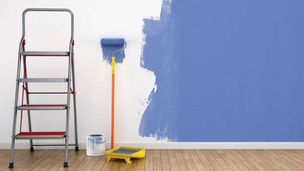 Como pintar pasillo